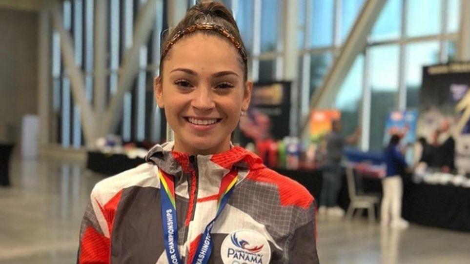 Carolena Carstens, atleta panameña