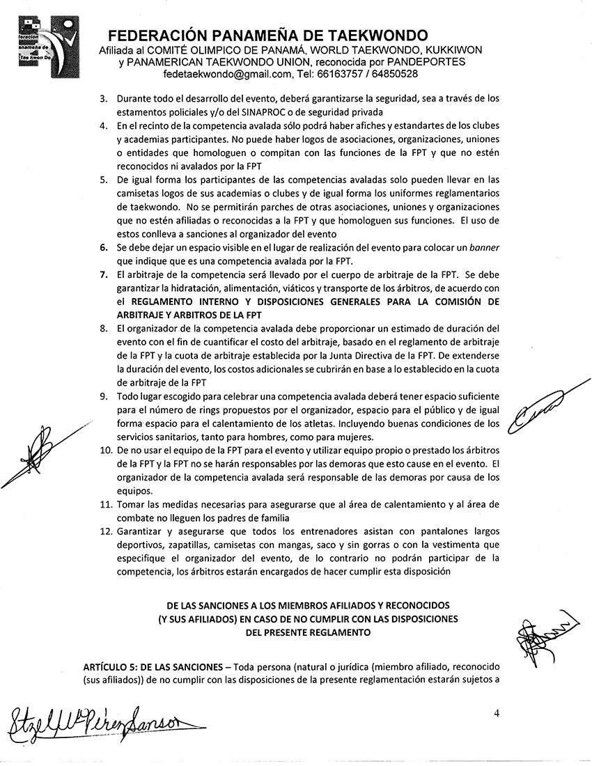 REGLAMENTO PARA EL OTORGAMIENTO DE AVALES PARA COMPETENCIAS_Page_4